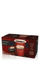 Tim Hortons Dark Roast Single Serve Coffee Cups 48 Count * Want additional info? Click on the image.