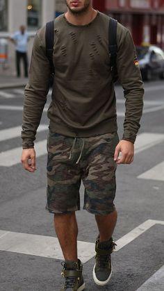 Herrenmode Trends 2017 - High Fashion, Streetwear und Herrenmode online kaufen