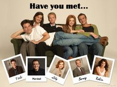 """How I Met Your Mother"" (CBS)"