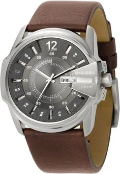 Diesel Brown Classic Mens Watch