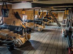 Gundeck, HMS Victory