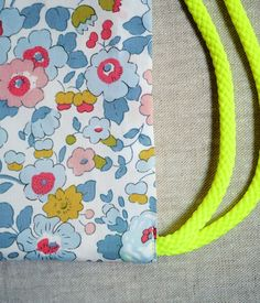 Corinne's Thread: Liberty Backpacks - The Purl Bee - Knitting Crochet Sewing Embroidery Crafts Patterns and Ideas! Purl Bee, Another A, Purl Soho, Water Balloons, Craft Patterns, Easy Diy, Simple Diy, Liberty, Backpacks