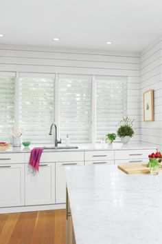 Luxaflex Pirouette Shadings, Kitchen Blinds Solutions