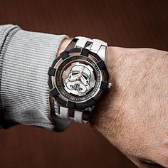 Classic Star Wars Stormtrooper Watch | ThinkGeek