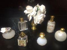1:12 Miniature Dolls House Perfume Set | eBay