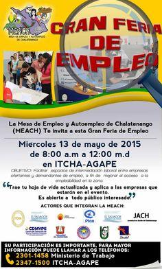 Instituto Tecnológico de Chalatenango ITCHA-AGAPE-MEGATEC