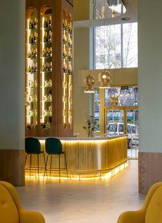 Отель в Мадриде от Хайме Айона