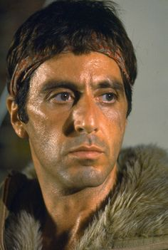 """Check out """"Scarface"""" on Netflix absolutely an incredible film - woo! Scarface Film, Scarface 1932, Al Pacino, 1980s Films, Incredible Film, Movie Shots, British Academy Film Awards, The Expendables, Drama Film"""