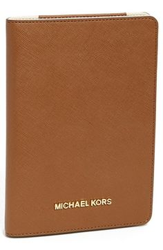 Michael Kors iPad Mini Case - wouldn't mint this for Christmas ;-)