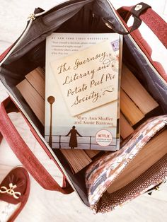 7 Ways to Make Time to Read: How to read more, how to make more time to read, online book club, Beth's Book Club, The Guernsey Literary and Potato Peel Pie Society