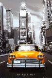 ニューヨーク・タクシー・ナンバー1 写真