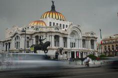 Palacio de las Bellas Artes.