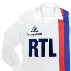 "08798bb9272dbb Football Shirt Collective on Instagram: ""1982-85 PSG x @lecoqsportif 🔥  Biggest sponsor ever 👀 Link in bio ☝ """