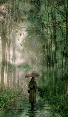 rain waft memories.. (Photography Shen Li Guang)
