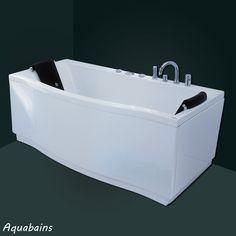 La baignoire balnéo rectangulaire MISMAR NVS1 180x90cm de Victory spa, est une baignoire balnéo rectangle. Elle est idéale pour apprécier un moment de détente dans votre salle de bain.  Baignoire balnéo rectangulaire MISMAR - NVS1 180x90cm - VICTORY SPA : http://www.ma-baignoire-balneo.com/baignoire-balneo-rectangulaire-victory-spa-mismar-nvs1-180-xml-1081_1132-864.html