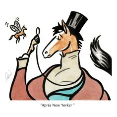 Apres the New Yorker by Rollin McGrail