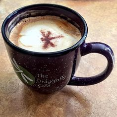 """""""Started my Sunday morning off in the cutest way possible ☕️ #dragonfly #thedragonflycafe #coffee #coffeeaddict #a_classic_touch #foodstagram #latte #latteart"""" Photo taken by @a_classic_touch on Instagram, pinned via the InstaPin iOS App! http://www.instapinapp.com (04/10/2016)"""