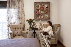 Open house | Anne Colesanti. Veja: http://casadevalentina.com.br/blog/detalhes/open-house--anne-colesanti-3208  #decor #decoracao #interior #design #casa #home #house #idea #ideia #detalhes #details #openhouse #style #estilo #casadevalentina #bedroom #quarto