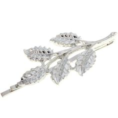 Imixlot 1 Pcs Women's Retro Silver Alloy Hair Accessories Leaves Hairpin *** Find out more about the great product at the image link. (This is an affiliate link and I receive a commission for the sales) Hairpin, Hair Clips, Image Link, Hair Accessories, Leaves, Engagement Rings, Retro, Silver, Amazon