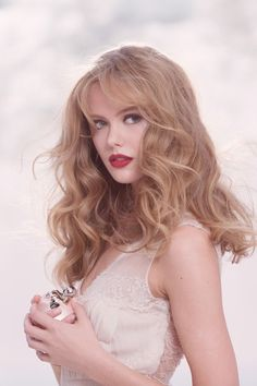 Frida Gustavsson Model Health And Beauty Tips - Nina L'Eau (Vogue.com UK)
