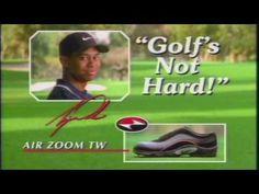 Nike Golf - Golf's Not Hard: 300 Yard Fairway Bunker Shot - YouTube