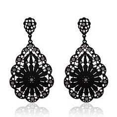 Women s Crystal Drop Earrings Pendant - Crystal Bohemian 31a38bf5ecd0