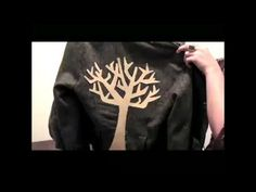 making and applying an applique