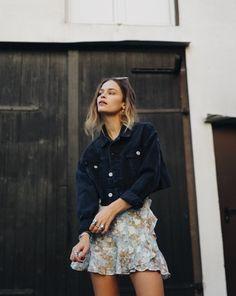 UO Denim: Melanie Kieback - Urban Outfitters - Blog