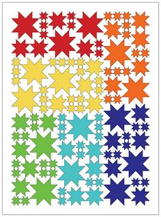 Oh My Stars Quilt Along - Completing the Top Modern Quilt Blocks, Star Quilt Blocks, Star Quilt Patterns, Star Quilts, Scrappy Quilts, Baby Quilts, Mini Quilts, Canvas Patterns, Quilting Blogs