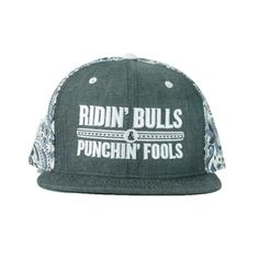 ddbff120dd1 Products – Dale Brisby s Rodeo Time Black Snapback