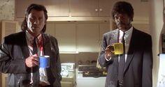 Pulp Fiction: Tempo de Violência (Pulp Fiction, Quentin Tarantino, EUA, 1994, 154 min)