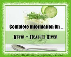 Kefir Probiotics Drink