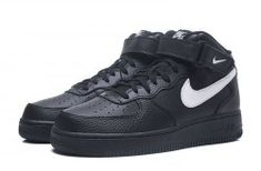 huge discount d069e 0f44b Nike Air Force 107 LV8 3M Black White Unisex Sneakers Shoes 315123-043