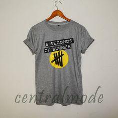 5 seconds of summer shirt NEW 5sos shirt tshirt men by CentralMode, $17.00