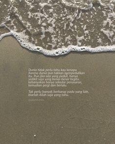 Islamic Inspirational Quotes, Islamic Quotes, Quotations, Qoutes, Wonder Quotes, Self Reminder, Quotes Indonesia, Muslim Quotes, Islamic Pictures