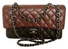 """Chanel 2013 Paris Edimbourg Classic Lambskin Double Flap 10"""" Shoulder Bag. Get one of the hottest styles of the season! The Chanel 2013 Paris Edimbourg Classic Lambskin Double Flap 10"""" Shoulder Bag is a top 10 member favorite on Tradesy. Save on yours before they're sold out!"""