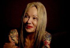 Paula VC - Guitarist and Vocalist for Velvet Hammer, Damnzal and Deathbird