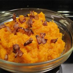 """Whipped Cardamom Sweet Potatoes   """"VERY tasty recipe, I love the cardamom with the sweet potatoes. I made this for Thanksgiving last year and it went fast."""""""