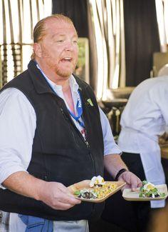 Chef Mario Batali serves up greatness