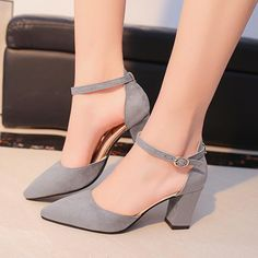 Fashion Women Pumps Sandals High Heel Summer Pointed Toe Dancing Wedding  Shoes Casual Sexy Party Solid db582b2a7886