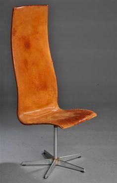 Arne Jacobsen's unique , beautiful & functional chair/art