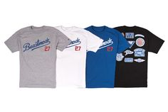 Hall of Fame x Matt Kemp In Store Collection