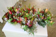 centre pieces native australian flowers wedding - Google Search