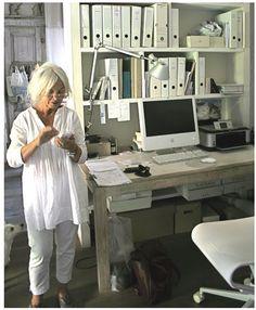 jacqueline morabito in her studio