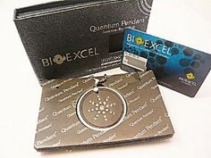 Bioexcel Swarovski White Crystals Quantum Scalar Energy Pendant+ Free Bio Card + Free Anti Radiation Stickers by Bioexcel. $39.90. See the video evidence of Negative Ions in the Pendant. The natural minerals within the pendant produce scalar energy which helps to enhance the body's bio-electric field, thus promoting positive flow of energy and balance. The body is given restored energy which will assist in maintaining overall health and well-being. Always buy a Quantum Pendant f...