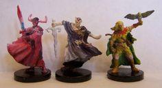 Brendan's Art Studio: Descent: Journey into the Dark painted figurines 3 The Darkest, Journey, Studio, Painting, Decor, Art, Fantasy World, Monsters, Voyage