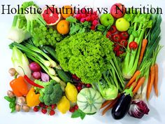 Holistic Nutrition defined and explained
