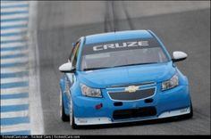 2009 Chevrolet Cruze WTCC Revealed in Bologna - http://sickestcars.com/2013/06/01/2009-chevrolet-cruze-wtcc-revealed-in-bologna/