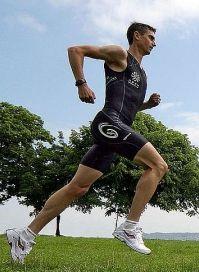 Brendan Brazier- A quick conversation with a vegan ironman triathlete.