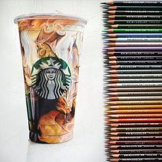 #Starbucks #cup